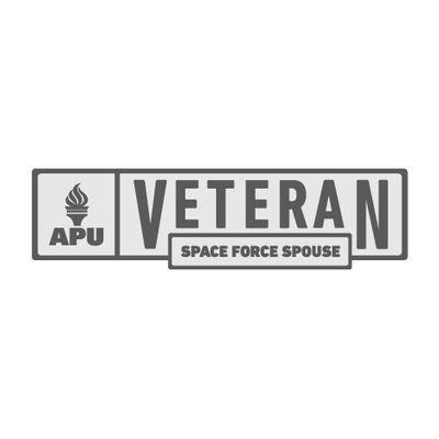 APU - Space Force Spouse Veteran Pin