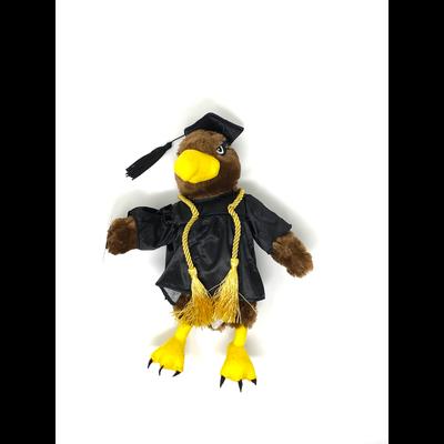 AMU - Graduate Plush Mascot