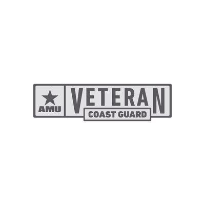 AMU - Coast Guard Veteran Pin