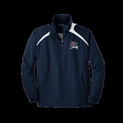 Sport-Tek Unisex 1/2-Zip Wind Jacket