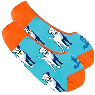 APU - Mascot No Show Sock
