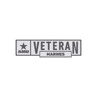 AMU - Marines Veteran Pin