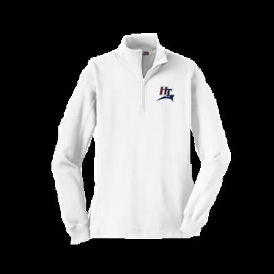 Sport-Tek Ladies 1/4-Zip Sweatshirt